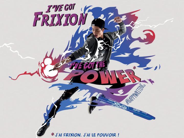 FriXion stylos effaçables Pilot