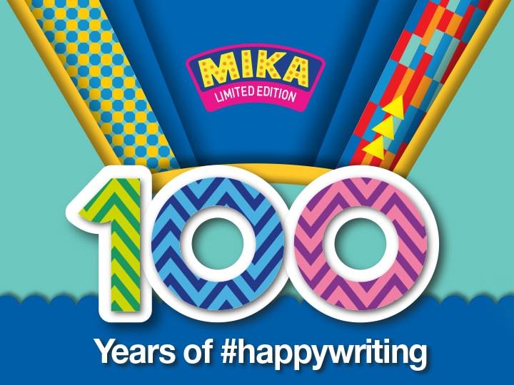 Pilot x Mika 100th anniversary