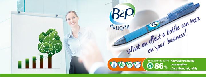 B2P Ballgrip Pilot