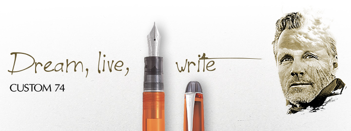 Custom 74 Orange - Pilot Fine Writing