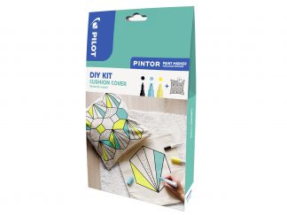 Pilot Pintor - DIY Set Kussenhoes - Kleur assortiment - Fijn / Breed