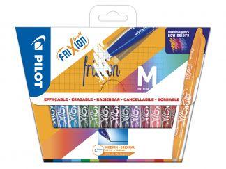 FriXion Ball - Set van 15 - Kleur assortiment - Medium penpunt