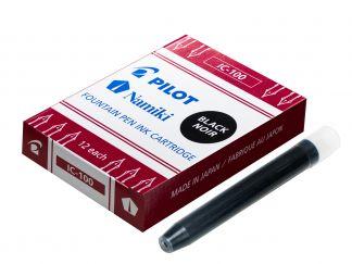 IC-100 - Set 12 inktpatronen - Zwart - Vloeibare inkt