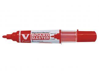 V-Board Master - Marker - Rood - Begreen - Fijne conische punt