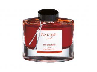 Iroshizuku Inkt - Oranje - Oranje Fuyu Gaki - 50 ml
