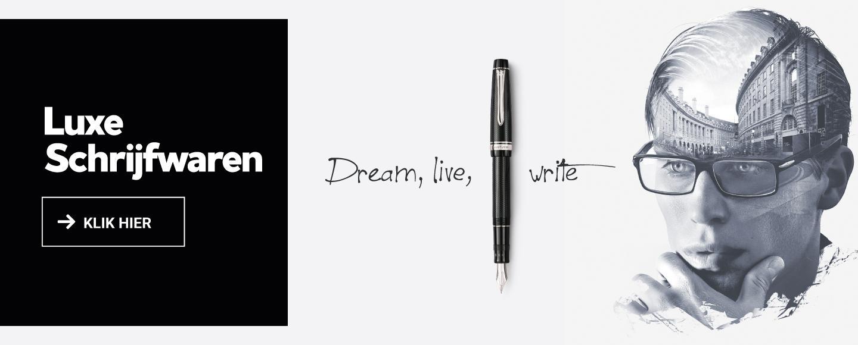 Pilot Luxe schrijfwaren