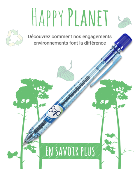 Ecrire pour l'environnement avec Pilot