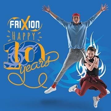 10 jaar FriXion