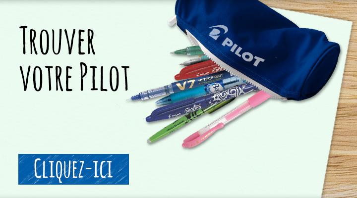 Trouvez le stylo idéal